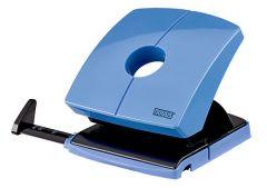 Perforator metal/plastic bleu 30 coli B230 ColorID Novus