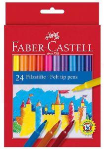 Carioca 24 culori/set Faber Castell-FC554224