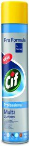 Spray pentru orice suprafata, 400ml, Professional CIF