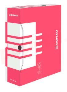 Cutie pentru arhivare 340x297x120, rosu/alb, Donau
