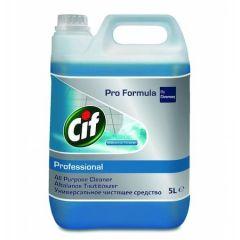 Detergent universal pentru suprafete, 5L, Ocean, Professional CIF