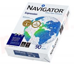 Hartie copiator A4, 90g, Navigator Expression