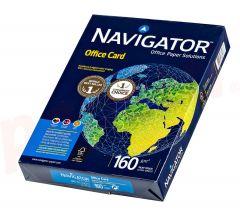 Carton copiator A4, 160g, alb, Navigator Office Card