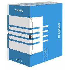 Cutie pentru arhivare 340x300x200, albastru/alb, Donau