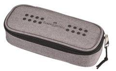 Penar neechipat, 1 fermoar, 1 extensie, gri, Grip Faber Castell-FC573035