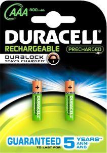 Acumulator reincarcabil, 1,2V, 800mAh, AAA, R3, 2buc/set, Duracell