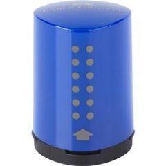 Ascutitoare simpla, albastru, Grip Faber Castell