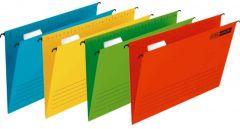 Dosar suspendabil, verde, 25buc/set, Verticflex Elba