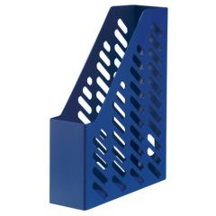 Suport vertical albastru HAN Klassik