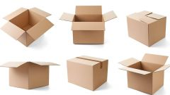Cutie din carton ondulat, CO3, 350 x 240 x 330mm CJ
