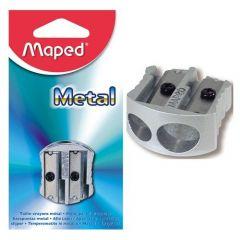 Ascutitoare metal dubla blister Maped