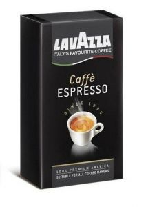 Cafea Lavazza Caffe Espresso, macinata, 250g