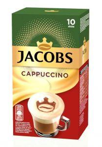 Cappuccino Jacobs Original, 10plicuri/cutie