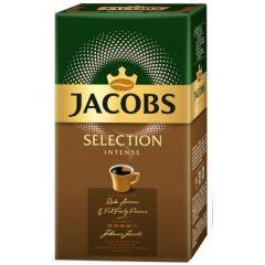 Cafea Jacobs Selection Intense, macinata, 500g