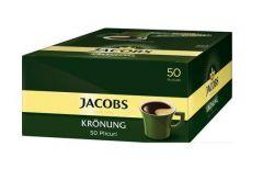 Cafea solubila Jacobs Kronung, 50 bucati x1.8g