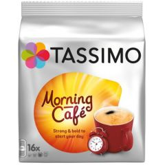 Capsule Tassimo Jacobs Morning Cafe, 124.8g