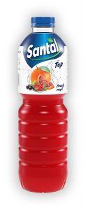 Santal TOP fructe rosii, 1.5L