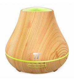 Difuzor aroma terapie, stejar deschis, TaoTronics TT-AD004