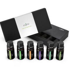 Set 6 uleiuri esentiale pentru difuzor aroma, TaoTronics AJ-ES001
