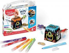 Set creativ, Velvet, Mini Box Maped