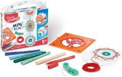 Set creativ, Spirale, Mini Box Maped