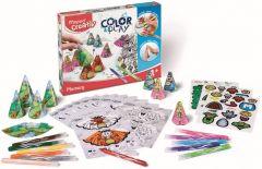 Set creativ, Memorie, Color&Play Maped