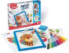 Set creativ, Masti, Artist Board Maped