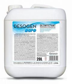 Dezinfectant pentru suprafete si microaeroflora, 20L, Desogen Aero, Klintensiv