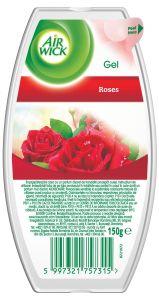 Odorizant gel pentru camera, aroma trandafiri, 150g, Air Wick