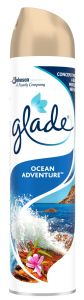 Odorizant spray pentru camera, Ocean Adventure, 300ml, Glade