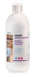 Detergent dezinfectant,concentrat, pentru suprafete, 1L, Davera Hotels Premium, Klintensiv