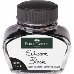 Cerneala neagra 30ml, Faber Castell-FC149854