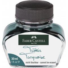 Cerneala turcoaz 30ml, Faber Castell-FC149855