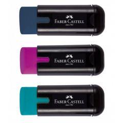 Ascutitoare cu guma dust free, 1877 Trend 2019 Faber Castell