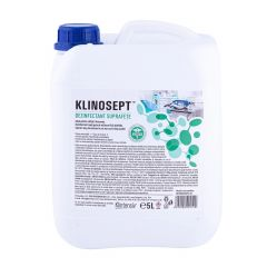 Dezinfectant rapid pentru suprafete RTU, 5L, Klinosept, Klintensiv
