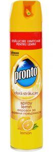 Spray pentru mobila, 300ml, Pronto Classic Lemon