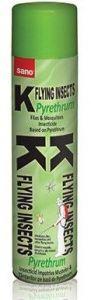 Spray contra daunatorilor, 400ml, K-Flying Pyrethrum Sano