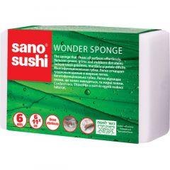 Bureti universali, 11x25mm, 6buc/set,  Sushi Magic Sano