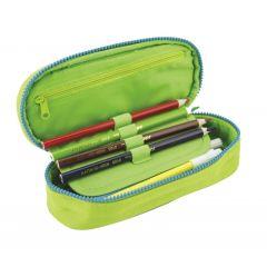 Penar neechipat, 1 fermoar, verde neon, tip borseta, Extreme4me
