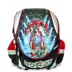Ghiozdan scolar Robot Koh I Noor