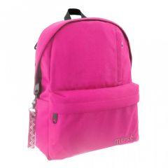 Ghiozdan scolar R-Pet roz Koh I Noor