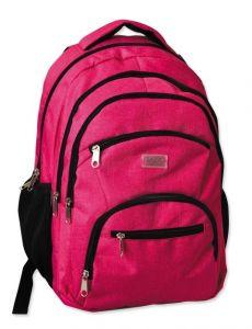 Ghiozdan scolar Melange roz Koh I Noor