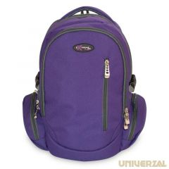 Ghiozdan scolar Basic Purple Koh I Noor