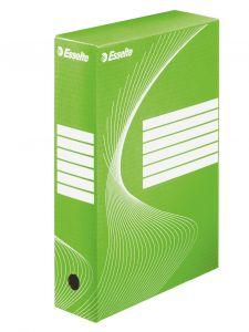 Cutie pentru arhivare 345x245x80, verde, Boxy Esselte