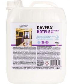 Dezinfectant, dezodorizant, pentru suprafete, 5L, Davera Hotels, Klintensiv