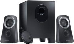 Boxe stereo, negru, 25W, Z313 Logitech