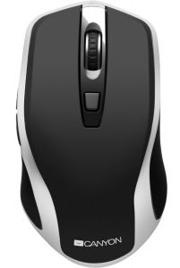 Mouse optic, wireless, 6 butoane si 1 scroll, CNS-CMSW19B, Canyon