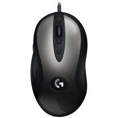 Mouse optic, negru, 3 butoane si 1 scroll, MX518 Logitech