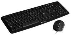 Kit tastatura cu fir si mouse cu fir, CNE-CSET1-US, Canyon