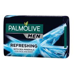 Sapun de toaleta pentru barbati cu saruri minerale, 90g, Palmolive Refreshing